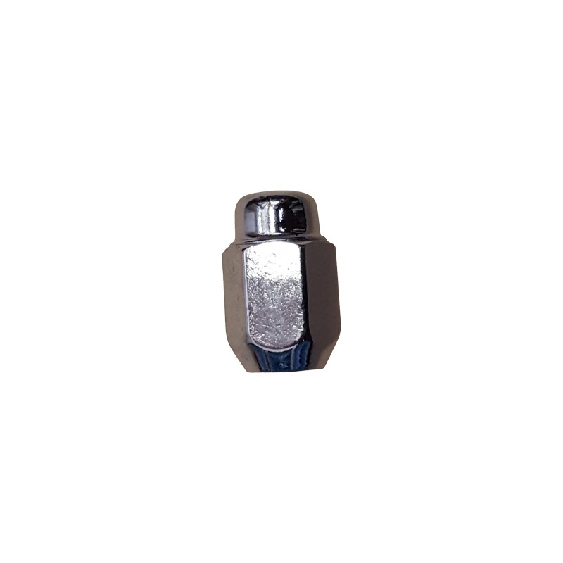 CHROME LUG NUT, 1.5
