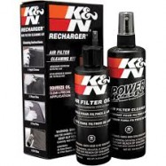 K N AIR FILTER CLEANER KIT