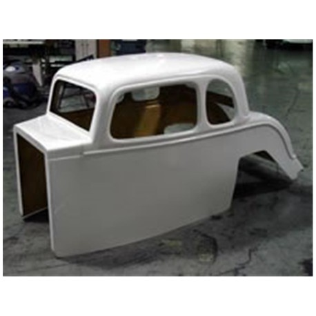 BODY--34 FORD CP COMP WHIT
