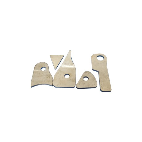REAR END DOUBLE SHEAR BRACKETS