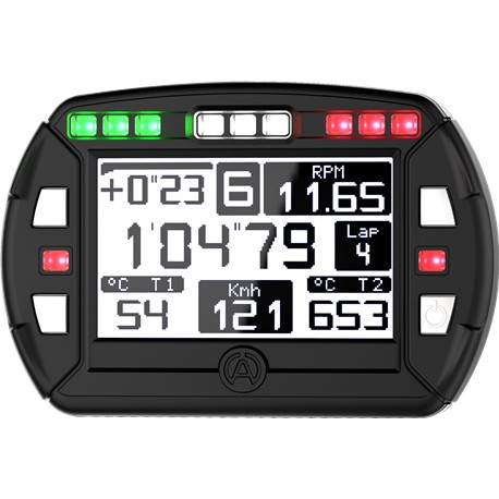 ADS-GPS - with integrated GPS/Bluetooth - Android/PC/iOS