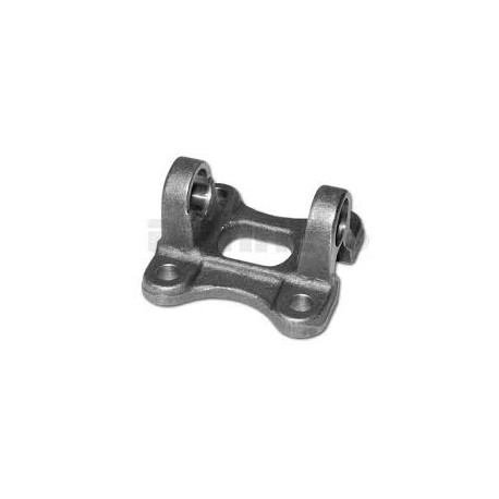flange for rear shaft 1x rear coté pont